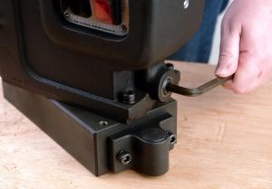 Поворотное основание магнитного станка MAB 845
