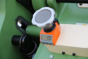 Регулировка глубины фаски на станке кромкофрезерном CHP-60G