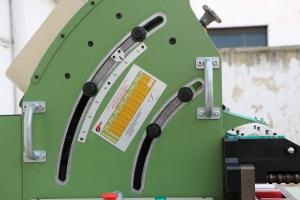 Указатель угла снимаемой фаски кромкофрезера станка CHP-60G