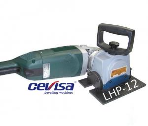 Станок для снятия усиления сварного шва кромкофрезерный LHP-12 Cevisa