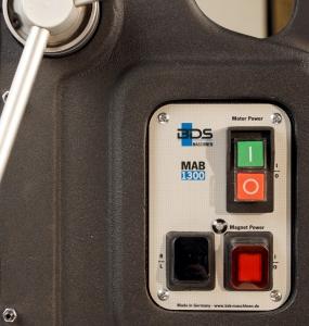 Панель управления магнитного станка MAB 1300