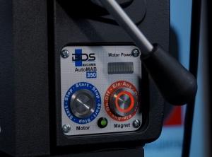 MAB 350 панель управления