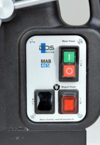 Панель управления магнитного станка BDS MAB 465