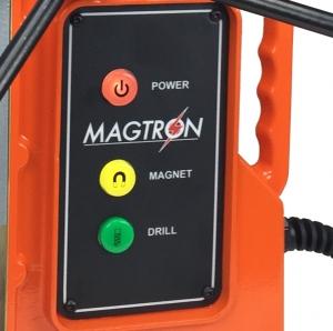 Панель управления магнитного станка Magtron MBE-100 FR