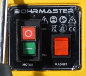Панель управления магнитного станка MBHM 35 BohrMaster