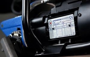 Надежный двигатель BRONZONI фаскоснимателя МФ-760