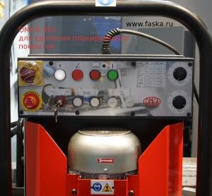 OMCA 910 панель управления
