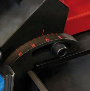 Указатель установки угла разделки кромки фаскоснимателя СМФ 900