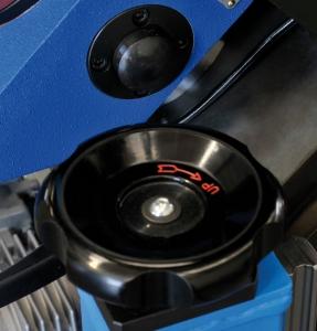 Регулировочное колесо установки высоты фаскоснимателя СМФ 900