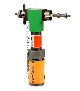 Станок для снятия фаски с труб