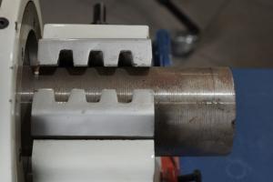 Зажимные губки трубореза R-12