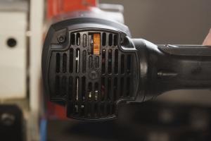 Регулировка скорости вращения привода трубореза R-8