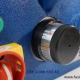 Рукоятка регулировки глубины фаски станка МФ 650 OMCA