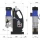 Магнитный сверлильный станок МАВ-825:размеры