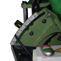 Регулировка угла шлифовки фаски на станке CHL-25